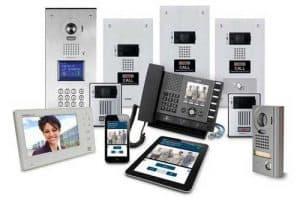 Albury's Locksmithing - Audio/Video Intercoms